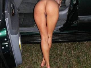 wow what a perfect set of legs and a perfect ass omg wanna burry my face wow ty 4 sharing
