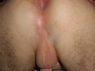 I'd like to lick your ass and balls and fuck you in the sweet ass!!