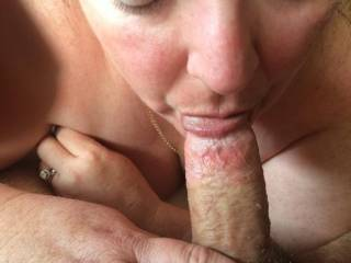 Thank you. Love it.  The only thing that would improve it is if I was helping her suck your cock !!!😍😉