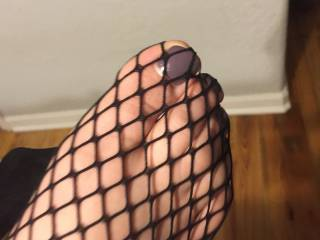 Part of my foot fetish