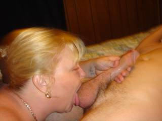 """Nice! I'd love to be your even """"newer friend."""" Very hot!"""