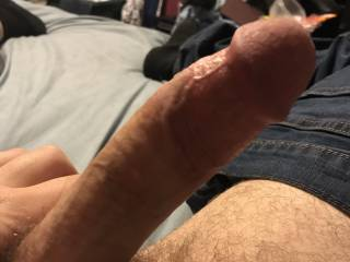 Wanted to show my cock to the world