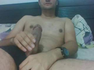 My hard thick dick is looking for hot pussy to joy...