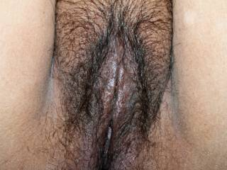 My wet & hairy pussy!
