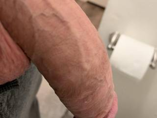 Pic of my cock that I sent to an old gf