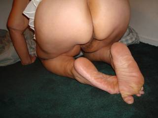 id like to see my husband have his way with your feet and soles ...