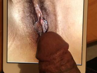 My throbbing cock wants to fuck your wet pussy