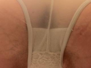 Loves showing her new panties