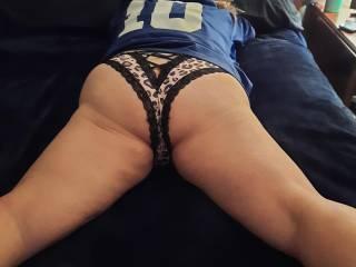 Gf booty in New panties