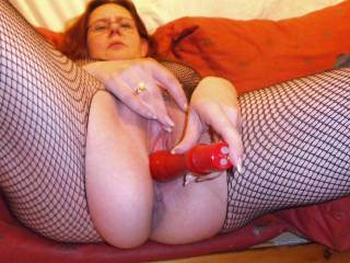 love to use your pussy after you have squirted your juice over that toy mmmm