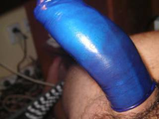 My Dick with condom