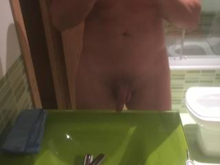 Some horney girl ready to suck it