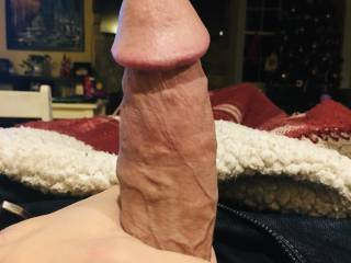 Anyone want to get throat fucked with my thick 8 inch cock?
