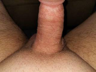 Clean shaven dick