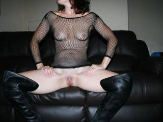 Love you looking at my wet pussy. Love to think it makes you hard.
