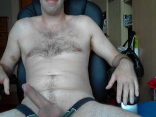 I like it better with all the pubic hair. Nothing like a hairy penis, balls and ass.... But its still a nice dick without the hair.. mmm