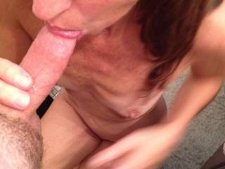 Still waiting for a local guy or couple...she is amazing!