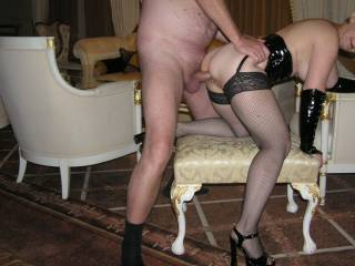 We have been flashed whilst my hubby fucked me in a Hotel Lobby after midnight.!