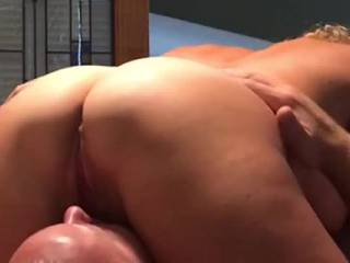 Getting myself off with my favorite toy. Then I had to give home a little taste. Sixty-nine is not usually my favorite but he licked my pussy so we'll as always. Do you like what you see?