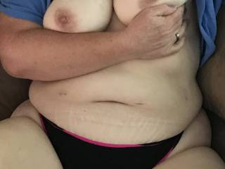 Who wants a bite of these nice 😋 yummy Titts