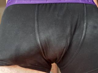 These pants are getting tight