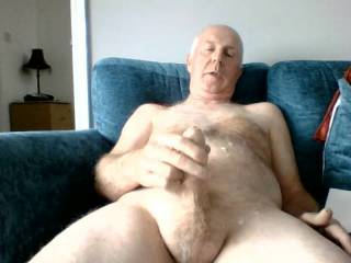 VERY HORNEY today just had to wank for you .with lotts of cum lol.