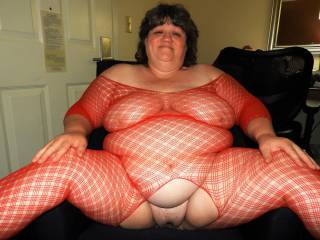 SEPTEMBER CHAIRFEST 6: My Fishnets have Easy Access to My Pussy for you to Pleasure me from this Chair with Your Fingers, Tongue, and Throbbing Hard Cock !!!