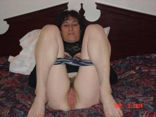 I just love your big pussy. My big thick dick needs a big hole to fuck. My wife has a smaller hole and has trouble taking the whole thing.