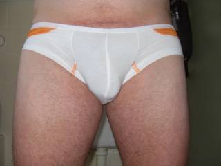 your cock looks so fine in all these sexy undies would love running my hands over your sexy bulge's
