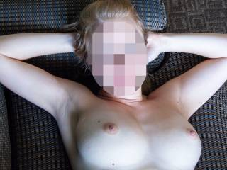 """Great place to unload a huge load at! I am fascinated by your sexy body, you are so fit and athletic but still so female and curvy... Just incredible... Would love to see that pretty face to announce you my perfect """"woman of dreams""""!!!"""