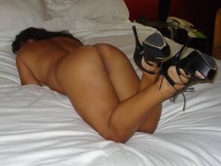 A sexy little latina wife.