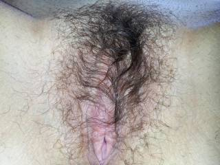 This is my wet, satisfied pussy after a good hard fucking!