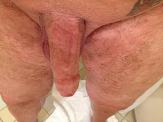 Your cock is lovely!! Love to stroke it sometime!!