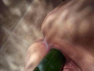 OPPS... you have made a bit of a mess there, squirting all over everywhere.. would you like me to lick your pussy and ass all clean after  ,...???