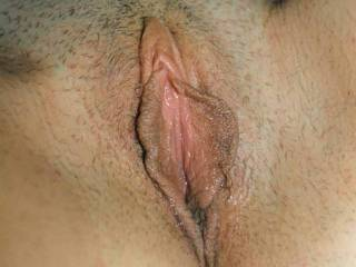 my big beefy pussy Lips for your comments