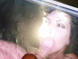 cum on my favorite porn star!!
