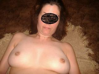she said she want's her tits played with anyone interested