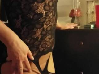 Milf has a perfect body and beautiful tight pink pussy