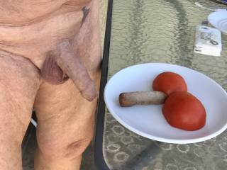 Any one want to eat my sausage