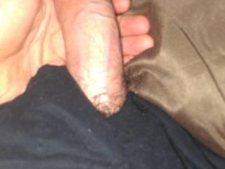 getting a little hard. who wants a taste?