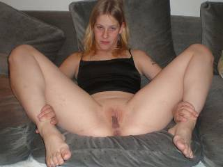 WOW!  You are very gorgeous!  I hope you are not expecting to relax for long. I can't wait to get my tongue into your pussy and taste you, and than fucking you good.