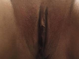 Look at that sweet pussy. She wants to get licked With a cock in her mouth   Who's in?