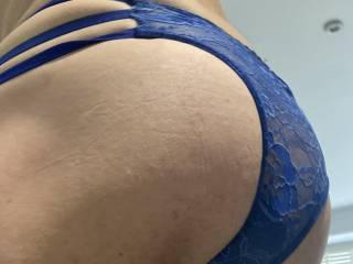 Do you like my new panties? Xx