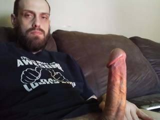 Veiny cock