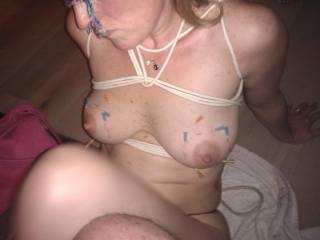 play-piercing, intense and erotic fun ! :-))