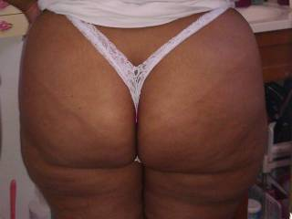 My wifes big nice ass,