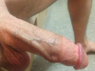 Since your wife seeks for a black cock, may i satisfy my pussy with your huge shaved dick?... Makes me so wet and eager for penetration...