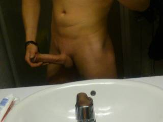 Mmmm.... sure would like to get nasty with you sexy man x