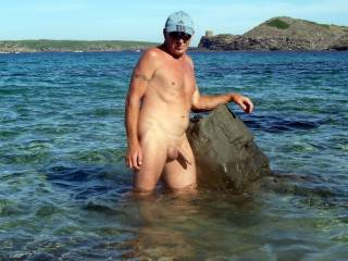 love to get naked in the seaside