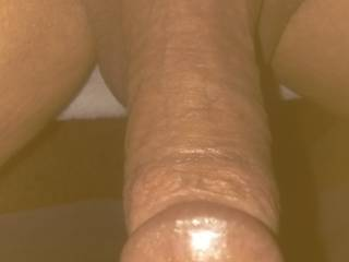 Thick smoothly shaved cock needs sucking! Volunteers?